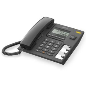 Land Line Phone Alcatel Temporis 56 Black