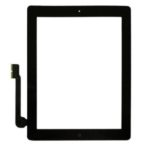 Touch Screen Apple iPad 3/ iPad 4 Full Set with Home Button Black (OEM)