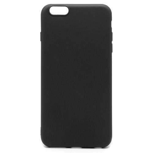 Soft TPU inos Apple iPhone 6 Plus/ iPhone 6S Plus S-Cover Black
