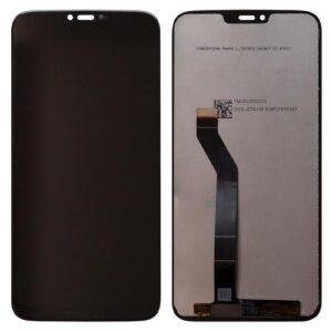 LCD with Touch Screen Motorola Moto G7 Power Black (OEM)