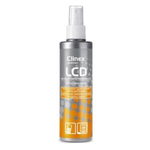 Cleaning Spray Clinex Nanochem for LCDs 200ml