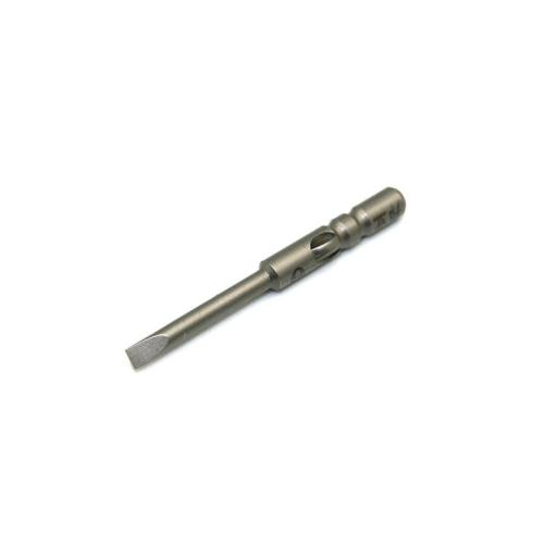 Interchangeable Magnetic Tip for Electric Screwdriver 4mm Flat 2.5mm (1 pc)