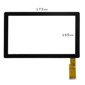 Universal Touch Screen for Tablet 7'' Black