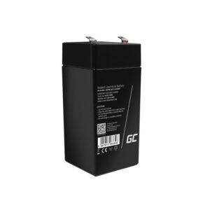 Battery for UPS Green Cell AGM VRLA (4V 4Ah) 0