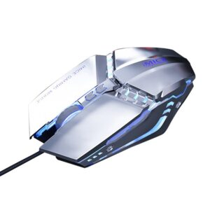 Wired Mouse iMICE T80 Gamer 6D with 6 Buttons