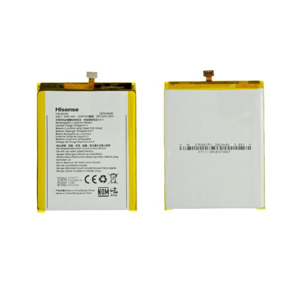 Battery Hisense LPN385340 for F24 3400mAh 3.85V Original Bulk