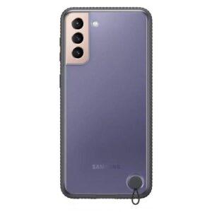 Protective Clear Cover Samsung EF-GG996CBEG G996B Galaxy S21 Plus 5G Black