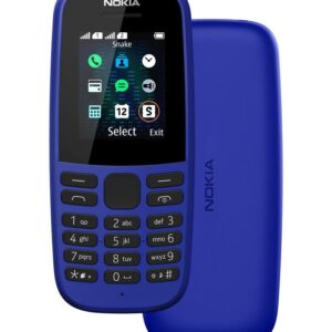 "Nokia 105 (2019) 4th Edition Dual Sim 1.77"" Blue GR"