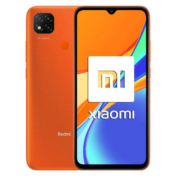 "Xiaomi Redmi 9C Dual Sim 6.53"" 2GB/32GB 4G NFC Orange M2006C3MNG"