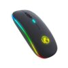Wireless Mouse iMICE E-1300 1600dpi 2.4Ghz with 4 Buttons Black with USB or Bluetooth Connection