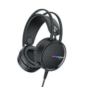 Stereo Gaming Headphone W100 Touring 3.5mm with Microphone