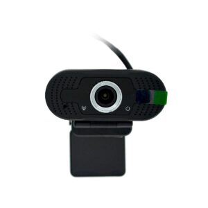 USB Webcam Mobilis W8-2 Full HD 1080P 1920X1080 with 2MP and Microphone Black