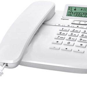 Telephone Gigaset DA610 White