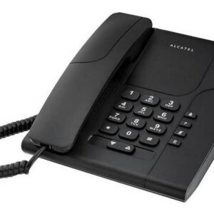 Telephone Alcatel Temporis 180 Black