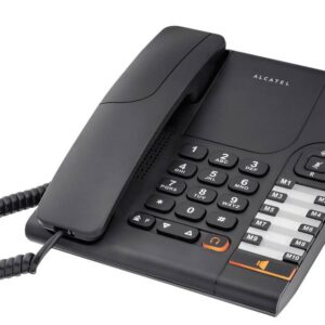 Telephone Alcatel Temporis 380 Black