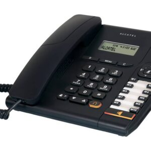 Telephone Alcatel Temporis 580 Black