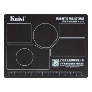 Double Sided Magnetic Project Mat Kaisi K-822 15x11.5cm