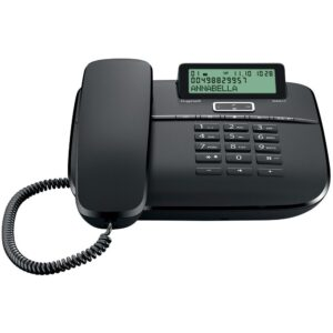 Telephone Gigaset DA611 Black