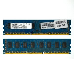 Refurbished RAM Memory 2000MB DDR3