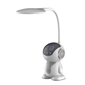 Maxcom LED Light ML4900 Astral 500 Lumens IP20 with 3 Level Color Adjustment and Touch Buttons Gray-White