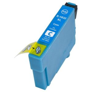 Ink EPSON Compaible T1632XL 16XL T163240  Pages:500 Cyanfor WF