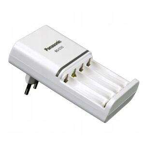 Battery Charger Panasonic Eneloop BQ-CC55E Smart & Quick for 4 AA/AAA batteries