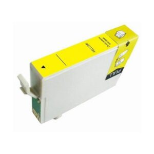 Ink EPSON Compatible T1284 Pages:215 Yellow for BX