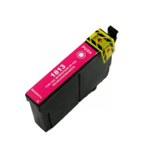 Ink EPSON Compaible T1813 XL 18XL Pages:480 Magenta for XP