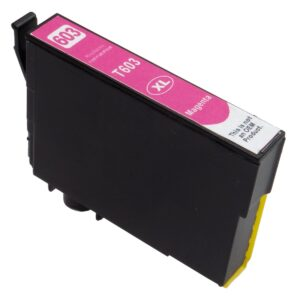 Ink EPSON Compaible 603XL C13T03A34010 Pages:350 Magenta for WF