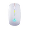 Wireless Mouse iMICE E-1300 1600dpi 2.4Ghz with 4 Buttons Silver