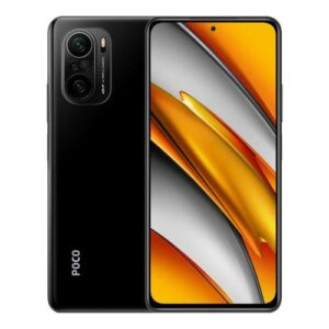 Mobile Phone Xiaomi Poco F3 5G (Dual SIM) 128GB 6GB RAM NFC Night Black