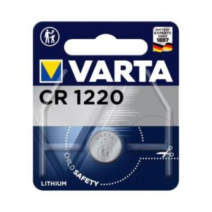 Lithium Button Cells Varta CR1220 (1 pc)