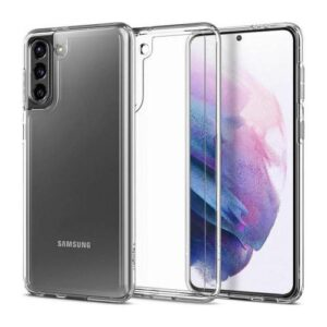 TPU & PC Back Cover Case Spigen Ultra Hybrid Samsung G996B Galaxy S21 Plus 5G Crystal Clear