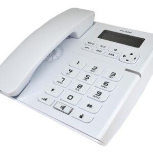 Telephone Alcatel Temporis 58 White