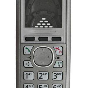 Housing Handset for Panasonic KX-TG6611 Silver Bulk