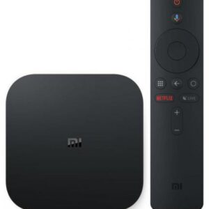 Xiaomi TV Box Mi Box S 4K Ultra HD + HDR Google Assistand - Chromecast built-in MDZ-22-AB