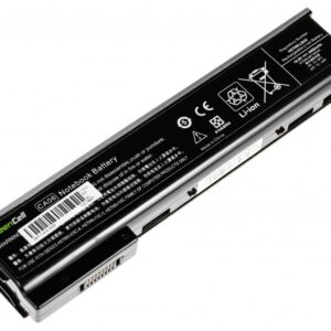 Laptop Green Cell battery for HP HP100 ProBook 640 645 650 655 G1 / 11