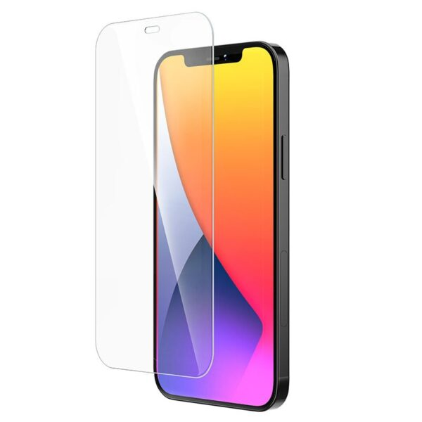 Tempered Glass Hoco G6 Instant Full Screen High-Definition HD 2.5D for Apple iPhone 12 Mini Black