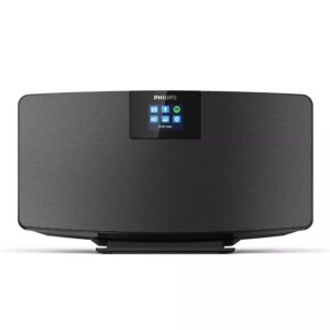 Philips Internet Radio TAM2805/10 Black with Spotify Connect