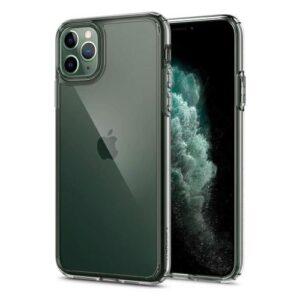 TPU & PC Back Cover Case Spigen Ultra Hybrid Apple iPhone 11 Pro Crystal Clear