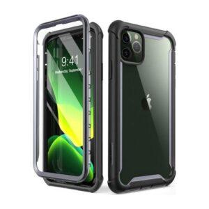 Full Body Rugged Case i-Blason Supcase Ares Apple iPhone 11 Pro Black