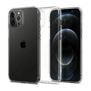 TPU & PC Back Cover Case Spigen Ultra Hybrid Apple iPhone 12/ 12 Pro Crystal Clear