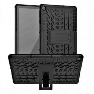 Back Cover Case Armorlok with Stand inos Huawei Matepad T10/ T10s Black
