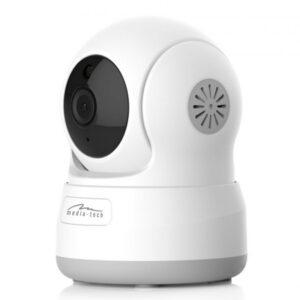 IP Camera Media-Tech MT4097 Cloud SecureCam (720p) HD Rotating with Night Vision