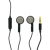 Hands Free Stereo Hisense 3.5mm Black with Control Buttons Original