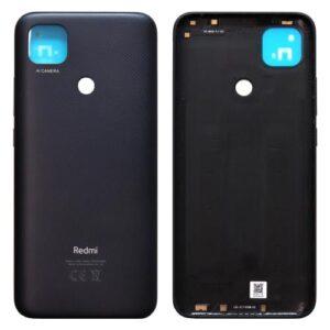 Battery Cover Xiaomi Redmi 9C Midnight Grey (OEM)