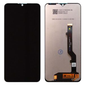 LCD with Touch Screen ZTE Blade A7s 2020 Black (OEM)