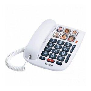 Land Line Phone Alcatel TMAX 10 White